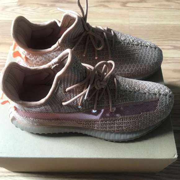 "new style aef2f c79ca NWT Authentic Yeezy Boost 350 ""Clay"" NWT"